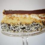 PRAJITURA TOSCA ( TOSKA CAKE)